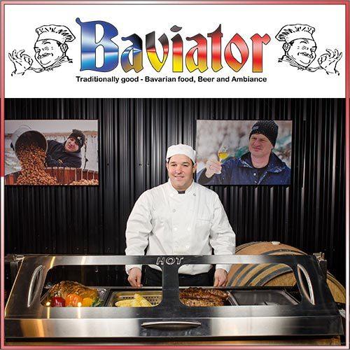 Baviator Corporate Catering