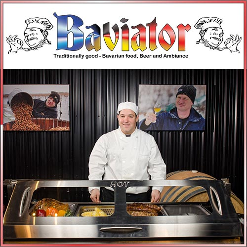 Baviator Corporate Catering