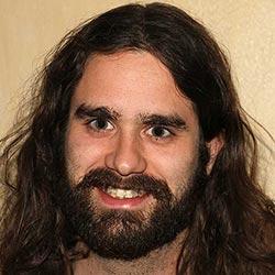 Portrait of Derek McMahon