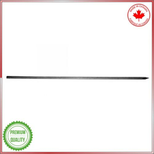 Spit Pole for propane and charcoal roaster from Baviator