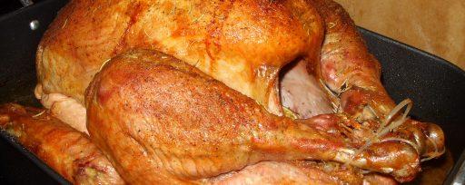 Whole Rotisserie Turkey